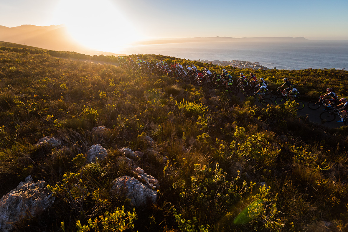 Cape Epic 2017 - Etapový závod horských kol v Jižní Africe