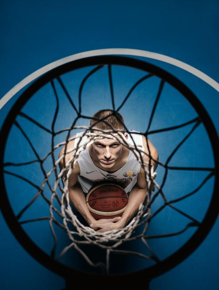 Svacek_portret_basketbalista Pavel Pumprla